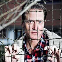 Peter Myginds egen søn har to gange været udsat for voldeligt overfald (Foto: Lars Laursen)