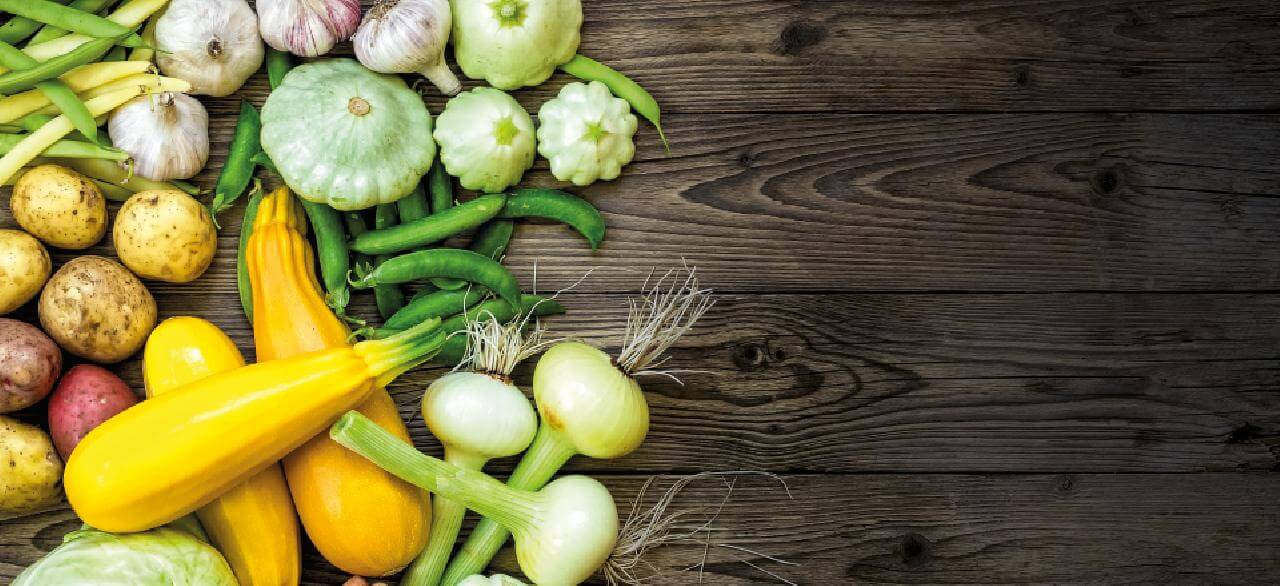 fødevarer med mange fibre