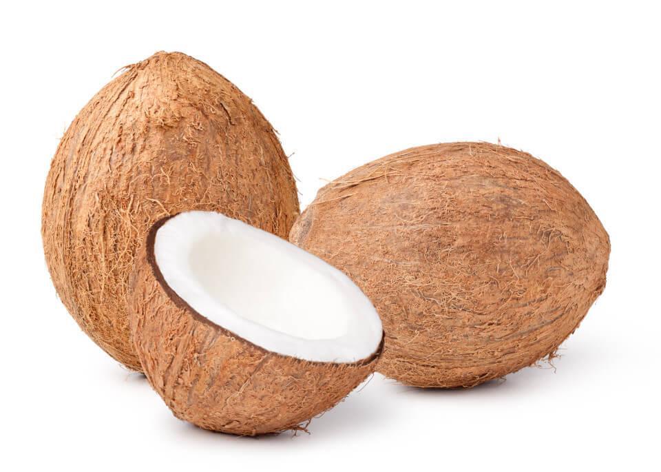 kokosolie gode egenskaber