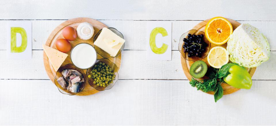vitaminer og miniraler