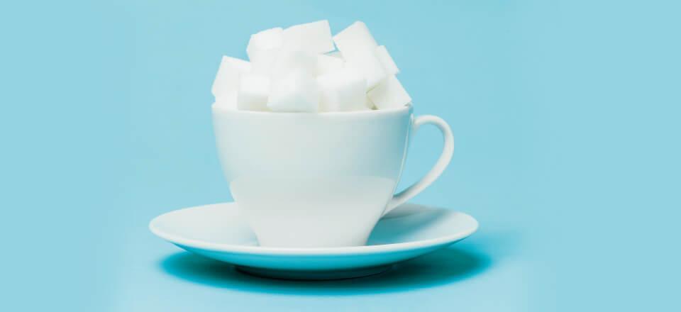 Vi bliver fede og afhængige af sukker