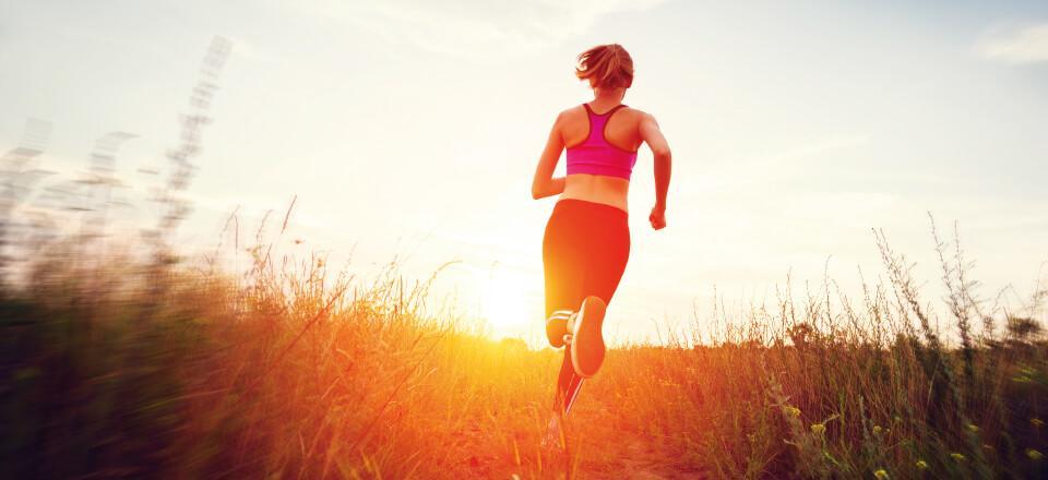 Er du tilstede, når du motionerer? Ellers kan du lære det