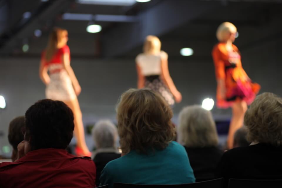 Især modeller i modebranchen påvirker skønhedsidealet