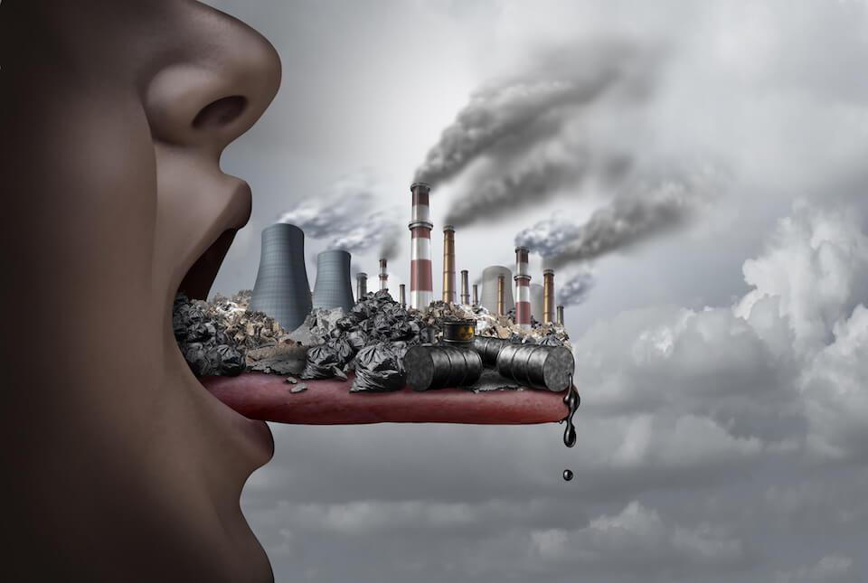 Luftforurening er forbundet med flere livsforkortende sygdomme