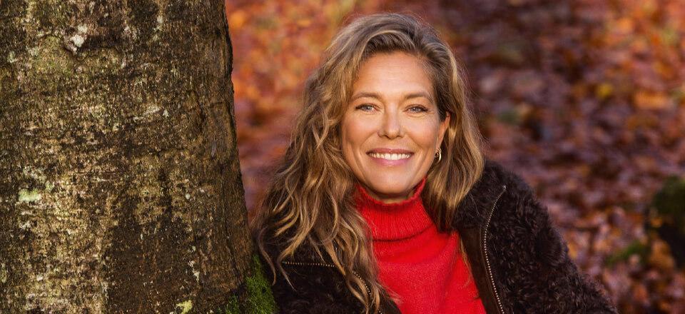 Renée Toft Simonsen fortæller om at miste mændenes blikke, men i stedet blive sig selv.