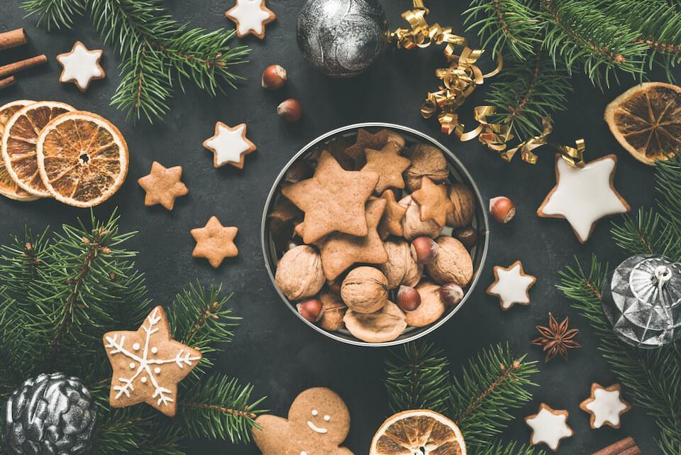 Søde december behøver ikke være så fyldt med slik for at blive lækker