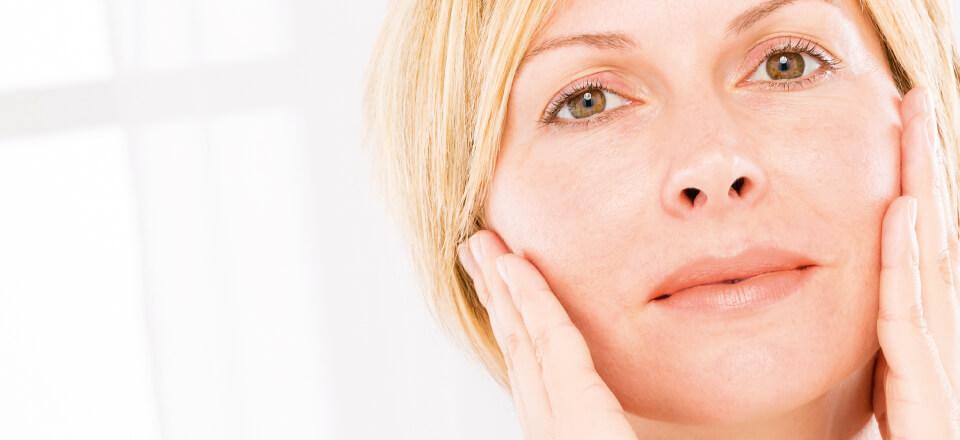 En smuk hud uden pletter og helt naturligt?
