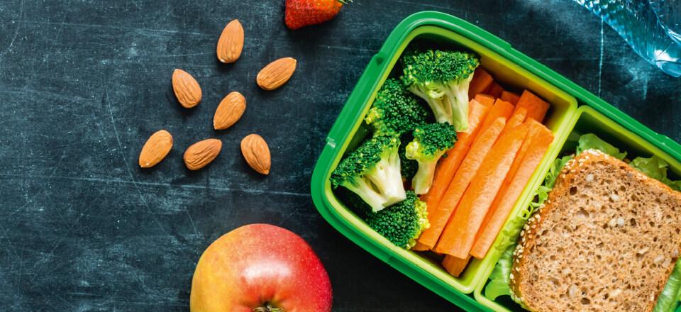 Har kosten indflydelse på ADHD og børns indlæring?
