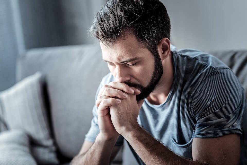 Mænd kan også få fødselsdepression, til gengæld får de ikke meget hjælp