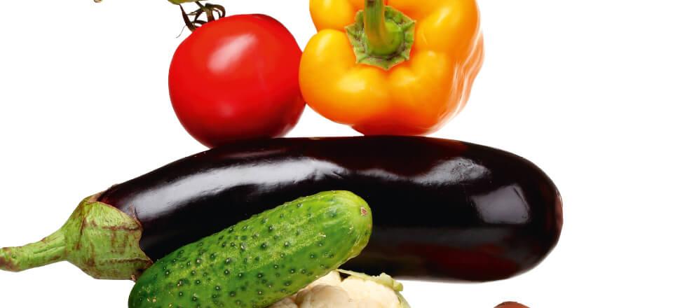 Grøntsager er en vigtig ingrediens i at skabe stabilt blodsukker