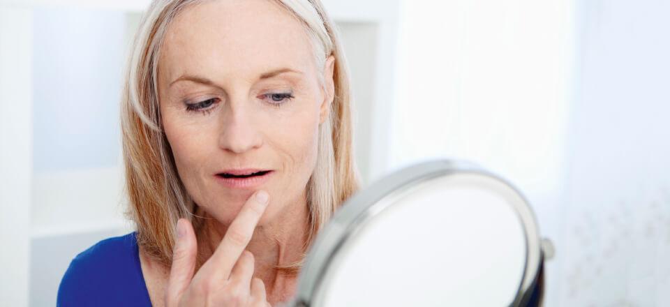 Forkølelsessår kan dukke op, når man bliver stresset