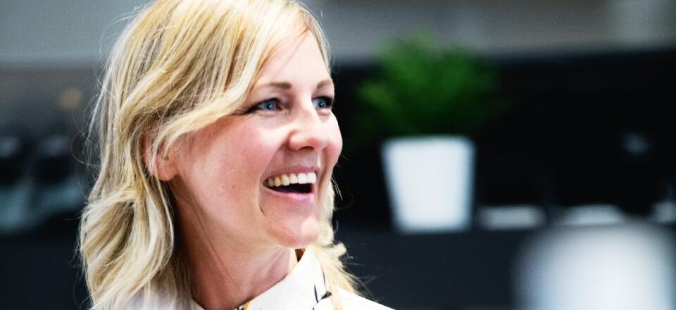 Ida Auken har oplevet, hvordan regler kan virke befriende – regler om brug af mobiltelefon