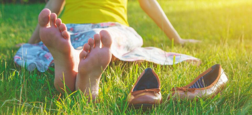 Fødderne bliver ofte luftet om sommeren, men er du klar til at vise dine frem?