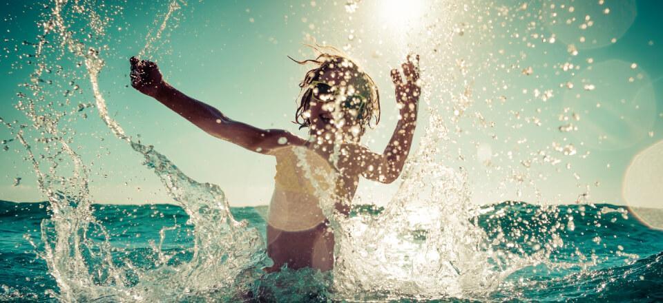 Solcreme til børn kan være en hel videnskab, og den perfekte findes næppe