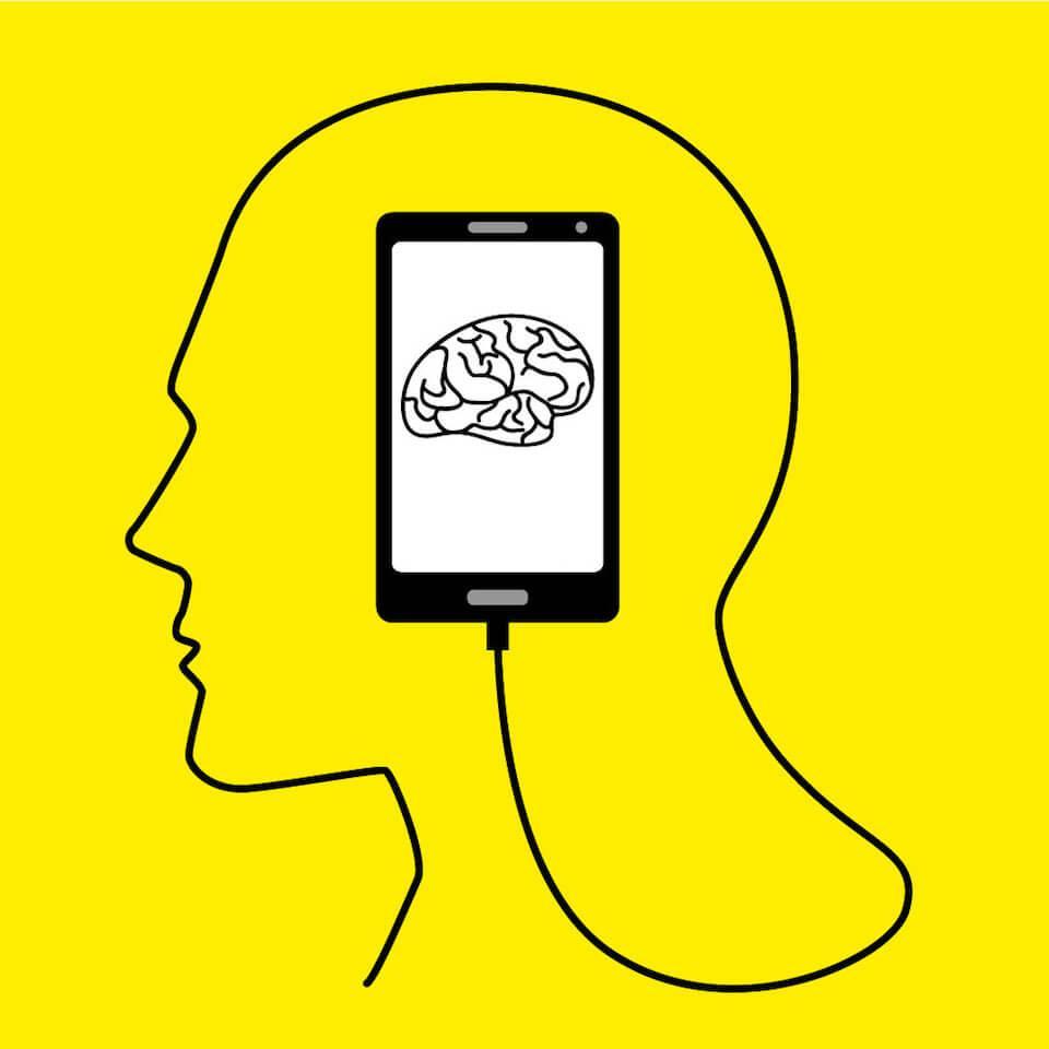 Vores mobiltelefoner kan sende vores kortisol-niveau i vejret