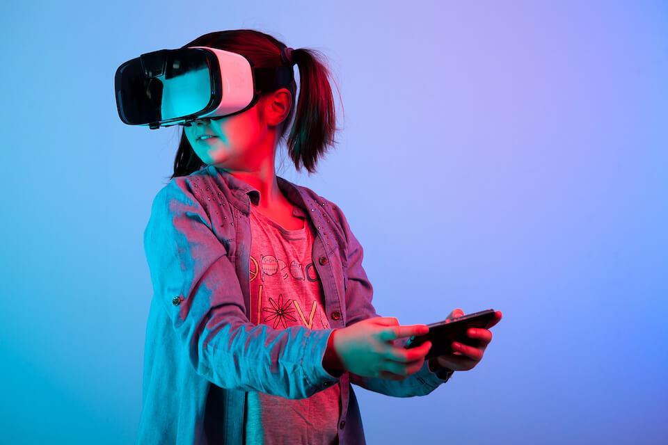 Virtual Reality kan bruges til mere end tant og fjas, f.eks. mod smerte