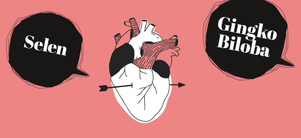 Får dit hjerte tilstrækkeligt med disse næringsstoffer?