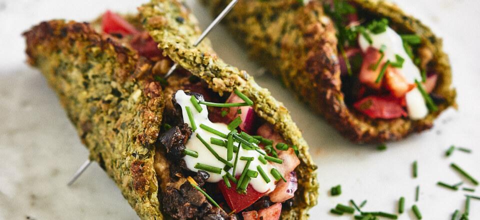 Vegansk LCHF – vegetabilsk på den fede måde!