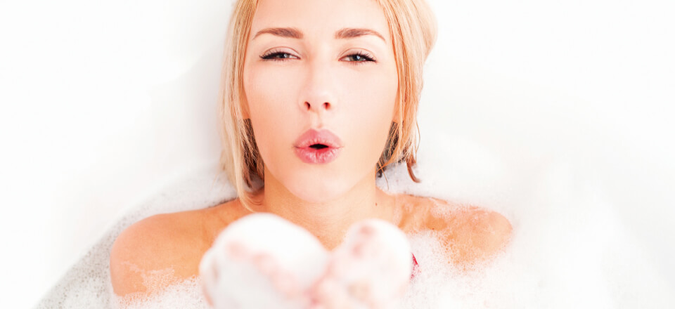 Klar til store badedag! Bliv ren og opnå velvære med dit bad!