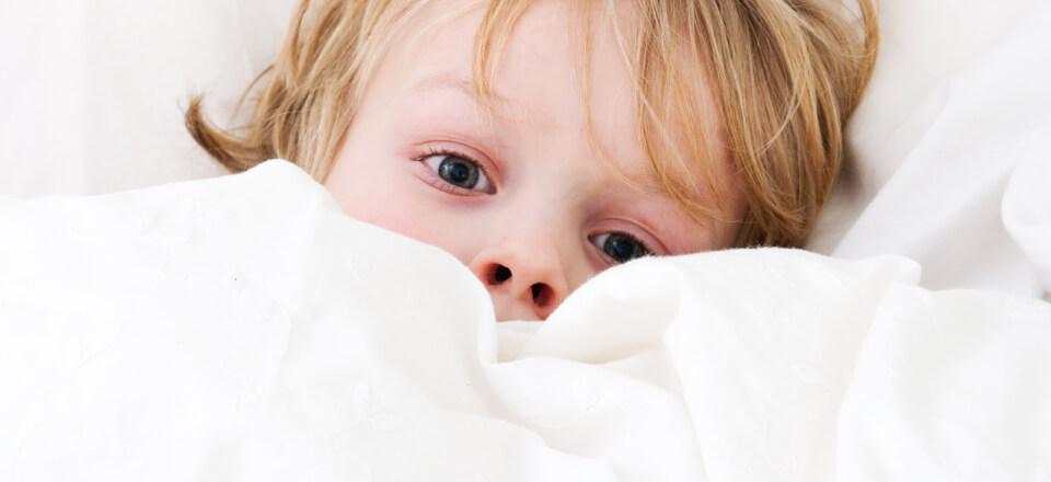 Børn og søvn: Sover du ikke endnu?