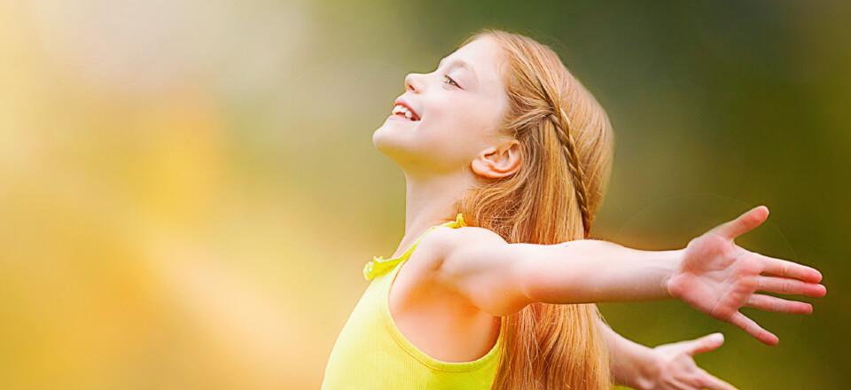 Meditation til urolige børn – og voksne