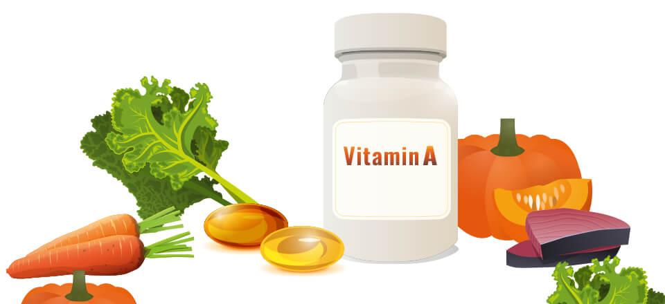 A-vitamin er vigtigt for vores nattesyn