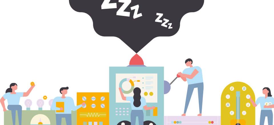 Styr din krop mod den gode søvn