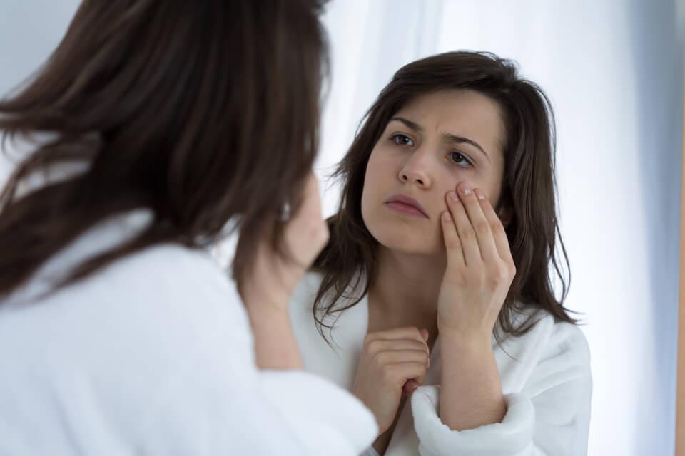 Birgittes TIP til selvcoaching: Når du er utilfreds med dit spejlbillede
