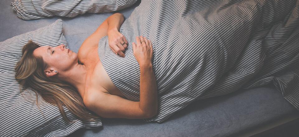 Det kinesiske organ-ur fortæller dig, hvorfor du sover dårligt