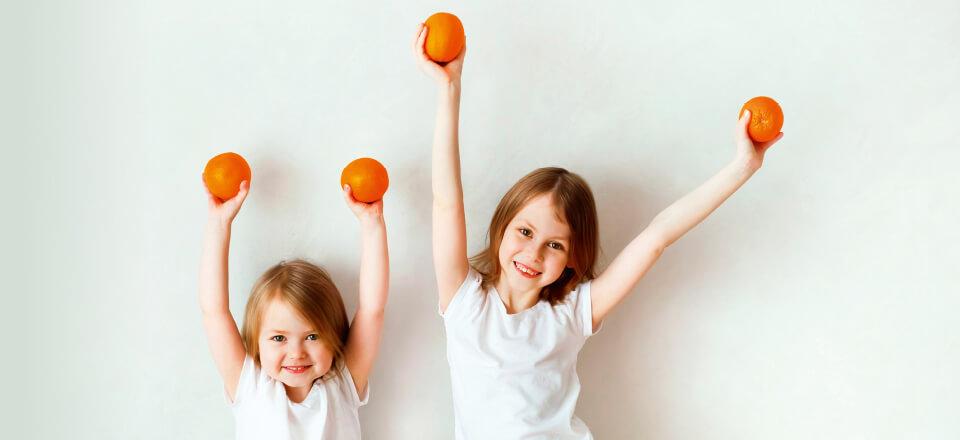 Behøver børn overhovedet at få ekstra vitamintilskud?