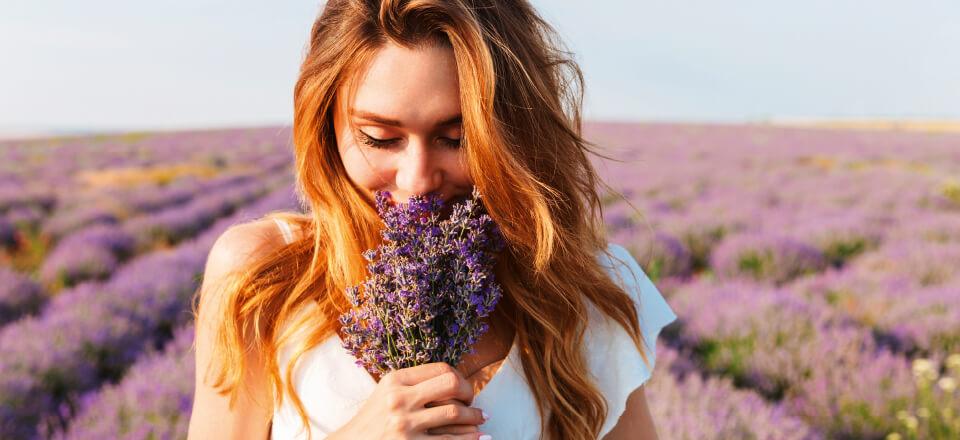 Duft kvikker op og skaber balance