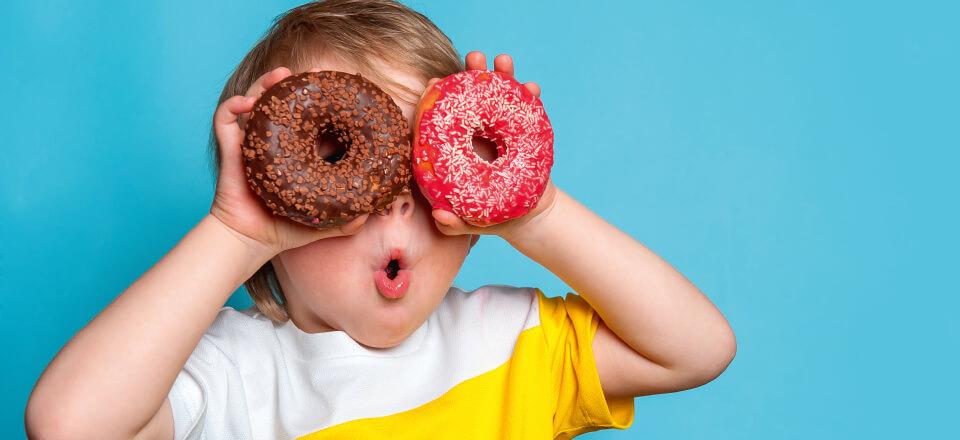 Søde lækkerier til dit barn – uden blodsukker-himmelflugt