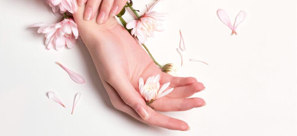 I skønne hænder