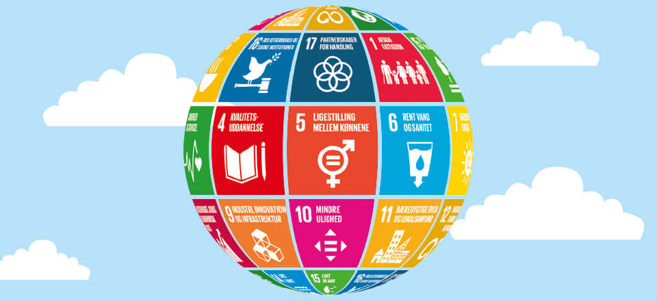 FN 17 Verdensmål – hvordan bliver det vores mål?