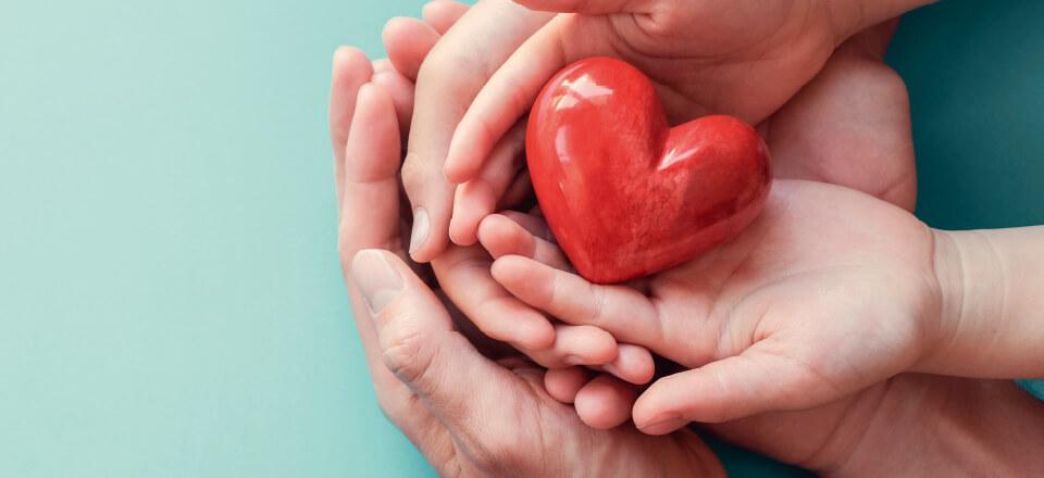 Hjælp dit hjerte til at holde hele livet