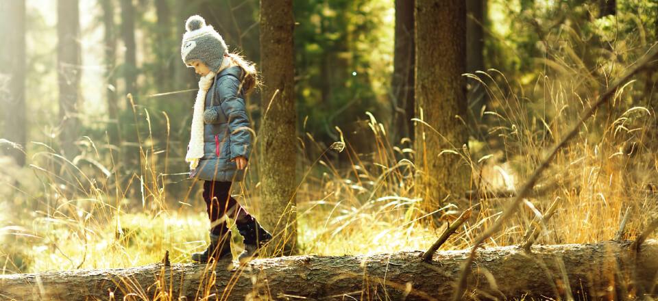 Børn i naturen, ja tak