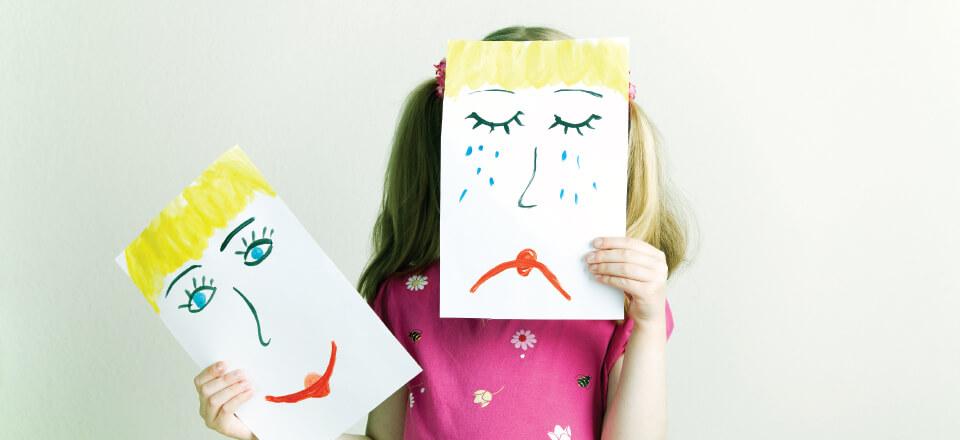 Børns følelser i en krisesituation