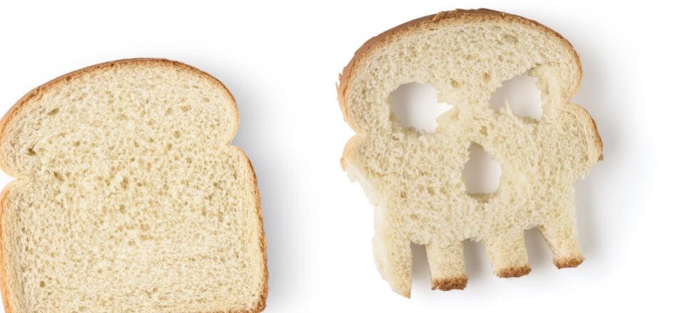 Hvad hvidt brød kan gøre ved dig