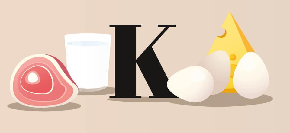 K for knogler og K for katalysator